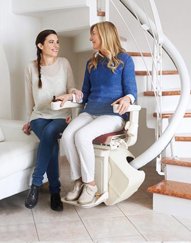 Treppenlift Komfort